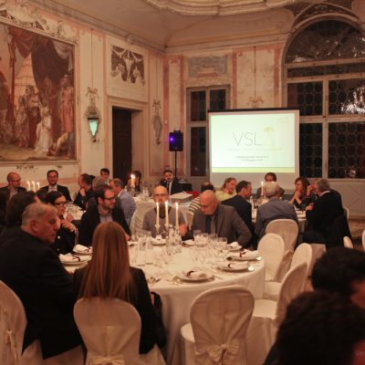 Cena premiazione Venetian Smart Lighting Award