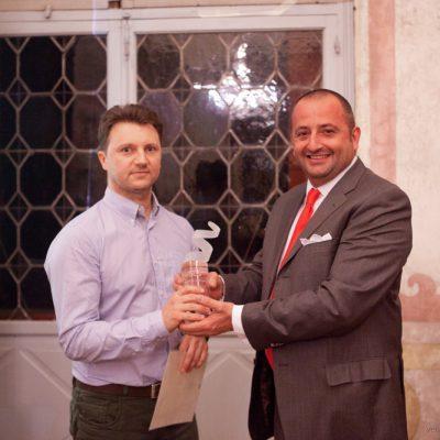 MIGLIORE LAMPADA  PER USO SPECIALE  TWISTER OUTDOOR  IDL Export srl  Vittorio Basso Ricci (Gruppo RTS) premiaIDL  Export